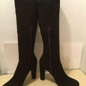 Stuart Weizmann women's knee high boots
